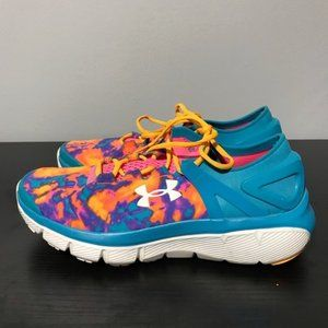 Under Armour Colourful Youth Sneakers size 7Y